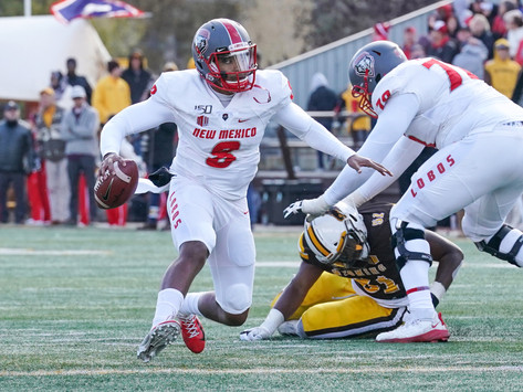 Top 10 New Mexico Players Returning in 2020