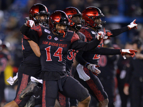 Top 10 San Diego State Players Returning in 2020