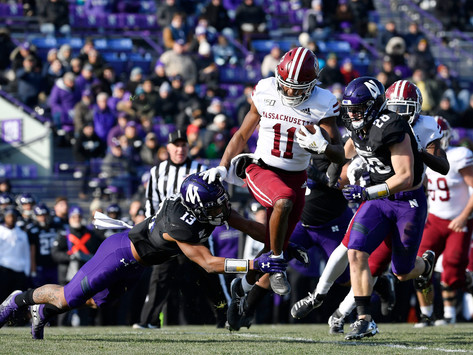 Top 10 UMass Players Returning in 2020