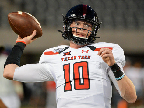 Top 10 Texas Tech Players Returning in 2020