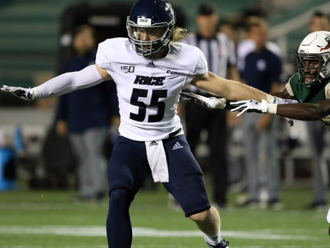 Top 10 Rice Players Returning in 2020