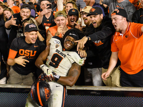 Top 10 Oregon State Players Returning in 2020