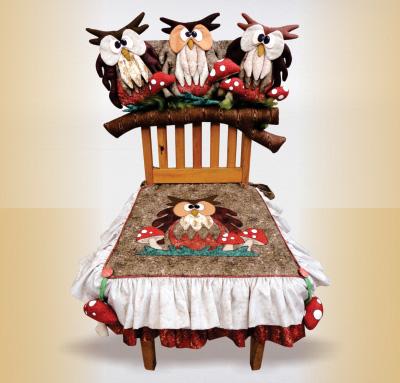 Cadeira de  Corujas