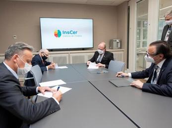 Parceria R2IBF & InsCer - PUCRS