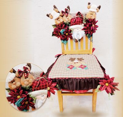 Cadeira de Natal