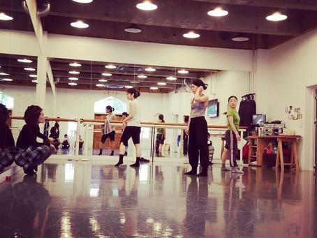 ダンサー育成プロジェクト2ヶ月目