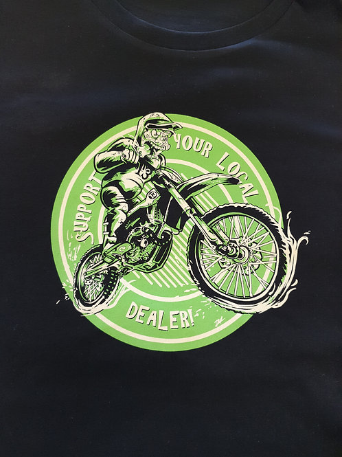 Support Your Local Dealer - Biker Edition