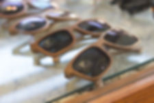 Wooden framed Sunglasses