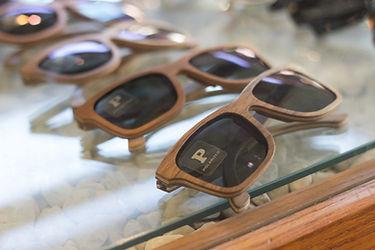 Wooden framed Sunglasses
