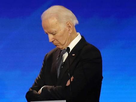 Joe Biden: Too Tired For This Malarkey.