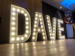 Light up Dave