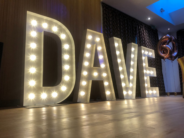 Light up Dave