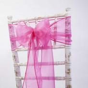 Organza Sash - Hot Pink.jpg