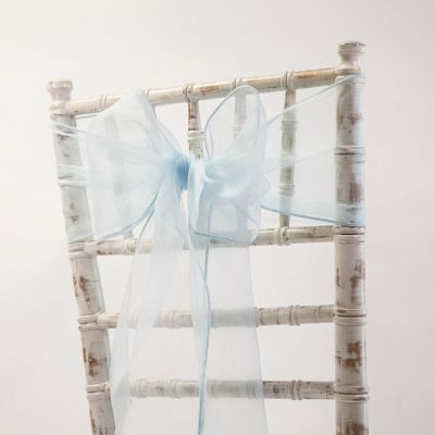Organza Sash - Light Blue.jpg
