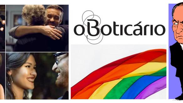 """Dignidade e respeito não estão cheirando bem na campanha publicitária de """"O Boticário"""""""