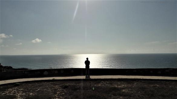 Eu fui ao mar, mas não encontrei o Amar...