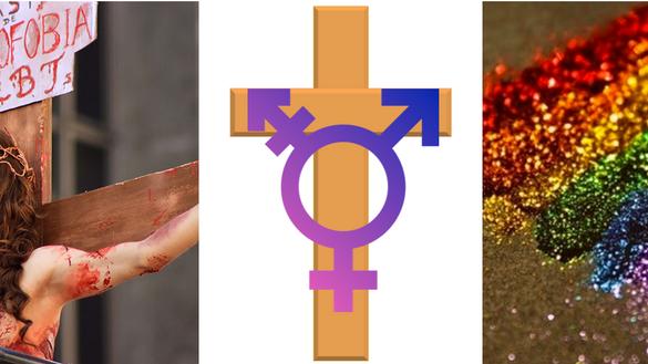 Arco-íris, purpurina... Mas o que Jesus tem a ver com a parada gay?
