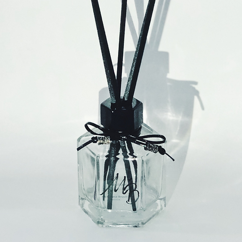 Hex Clear Glass Diffuser - Limited Edition