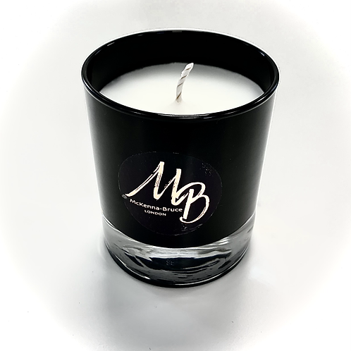 Medium Glass Candle without Lid