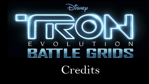 Game Credits Animation