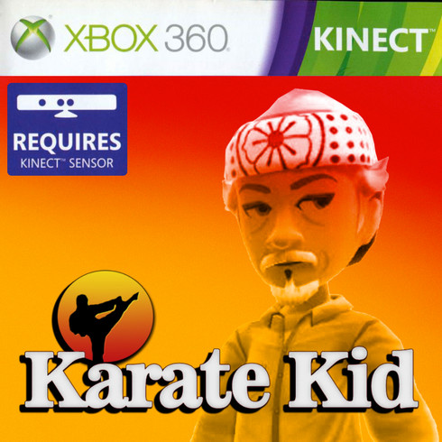 The Karate Kid  (XBOX 360 unreleased) 2011