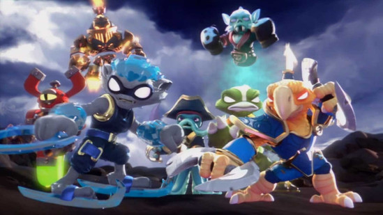 Skylanders SWAP FORCE IGN review