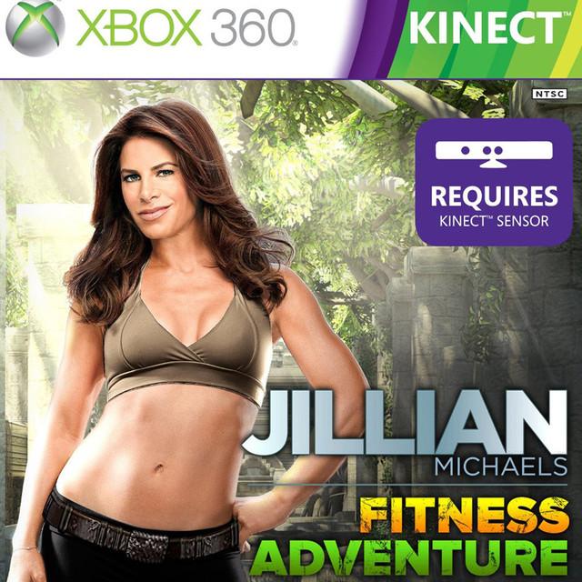 Jillian Michaels Fitness Adventure (XBOX 360) 2011