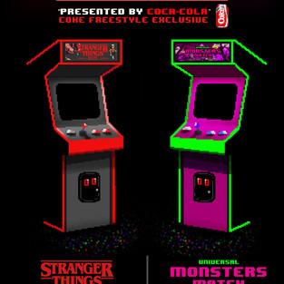 Arcade Select Screen