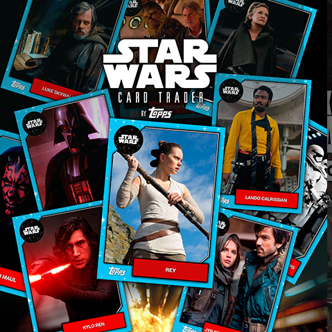 Star Wars Card Trader (ios, Android) 2018/2019