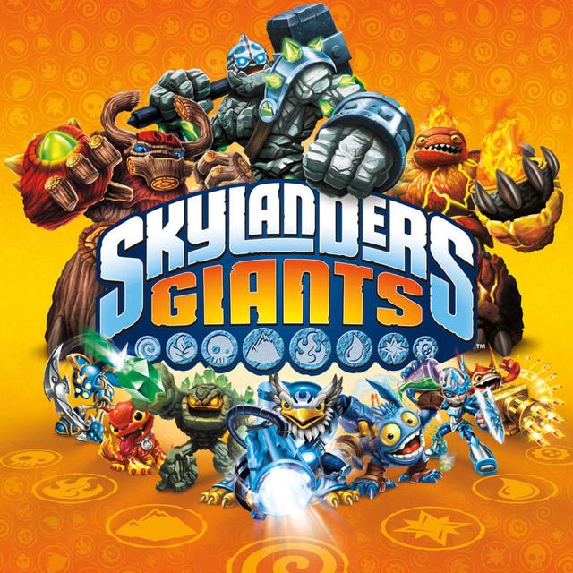 Skylanders GIANTS (3DS) 2012