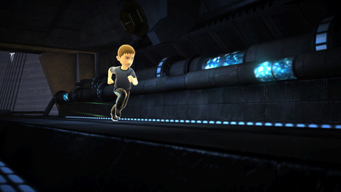 5 Gum Challenge XBOX 360 Kinect
