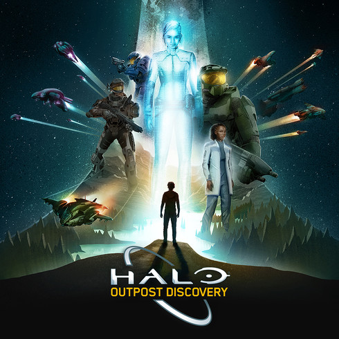 Halo Outpost Discovery App (ios, Android) 2019