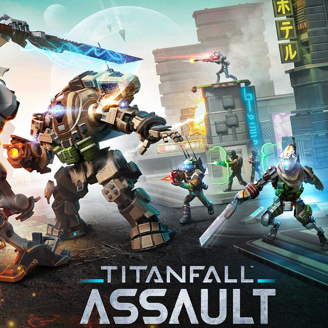 Titanfall: Assualt (ios, Android) 2017