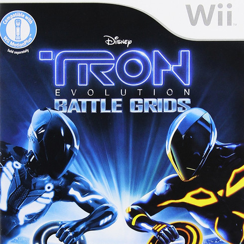 Disney TRON Evolution: Battle Grids (Wii) 2010