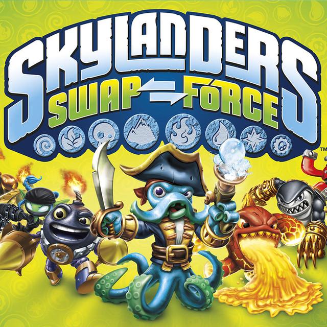 Skylander Swap Force (3DS) 2013