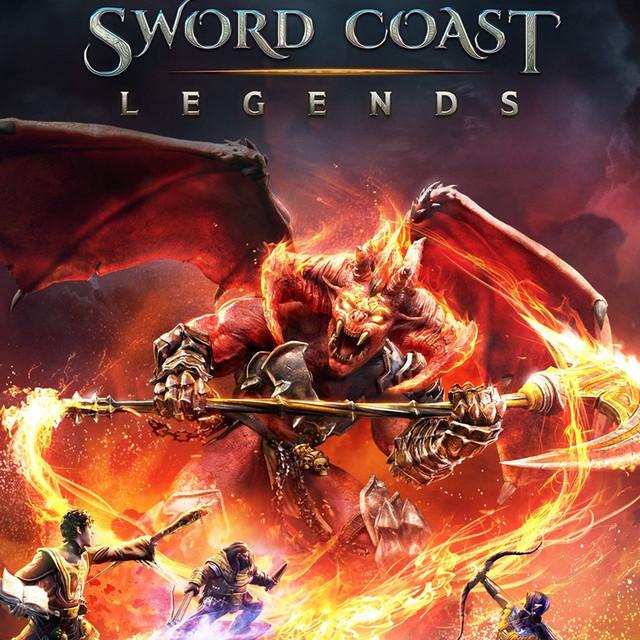 Dungeons & Dragons: Sword Coast Legends 2015