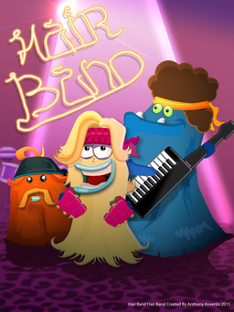 Hair Band Hair Band Key art