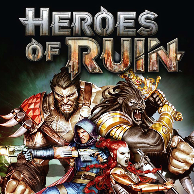 Heroes of Ruin (3DS) 2012