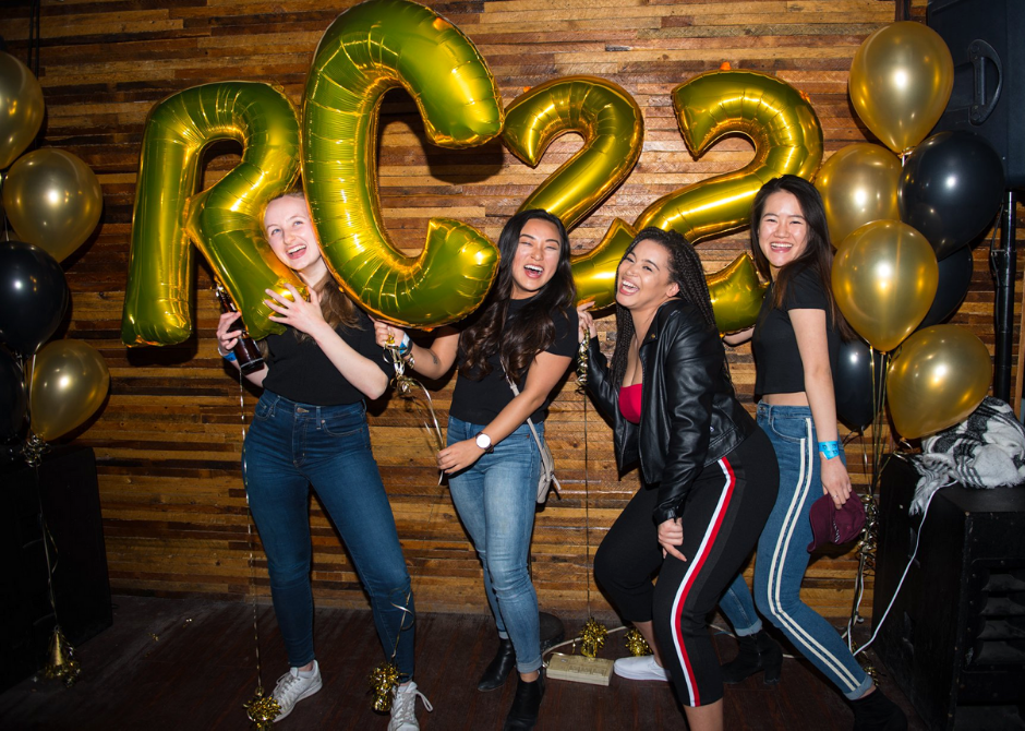RCSS Party 2016