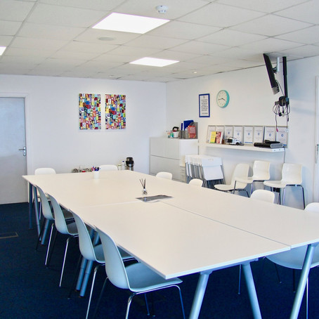 The Consult Centre provides state of the art working, meeting and training facilities!