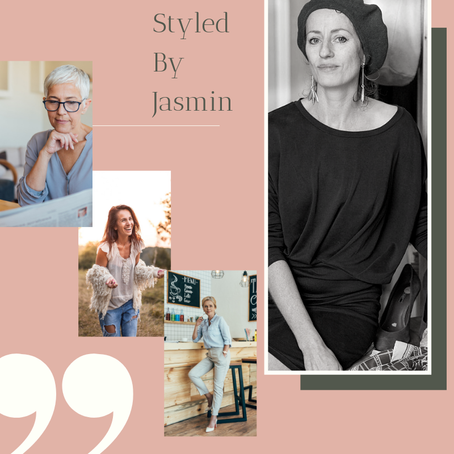 It is time to introduce Jasmin Hall from styled by Jasmin.