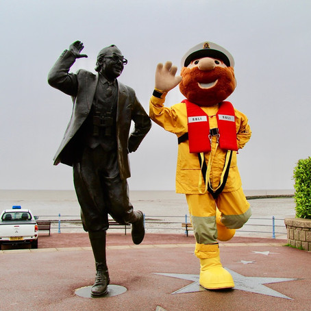 We had the pleasure of being the official photographer from Morecambe Lifeboat for their open day!