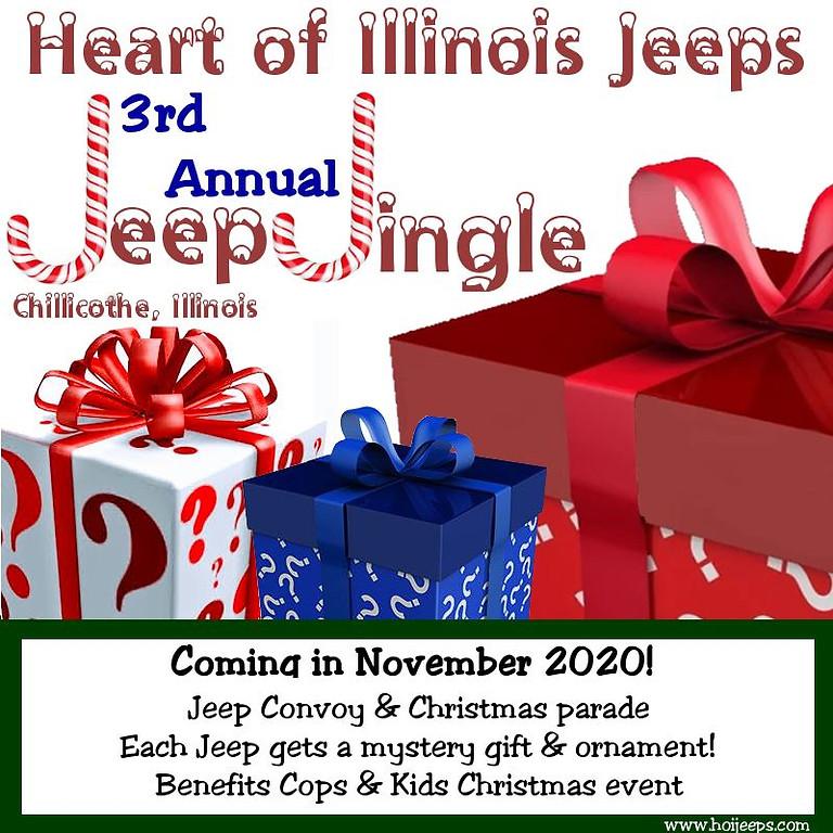 3rd Annual Jeep Jingle