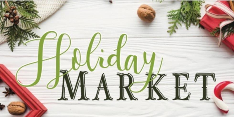 Cuddles Holiday Market 2020