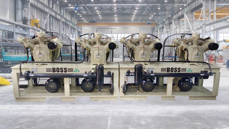 High Pressure Compressor With 160cfm