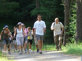 Nordic walking  e parkinson