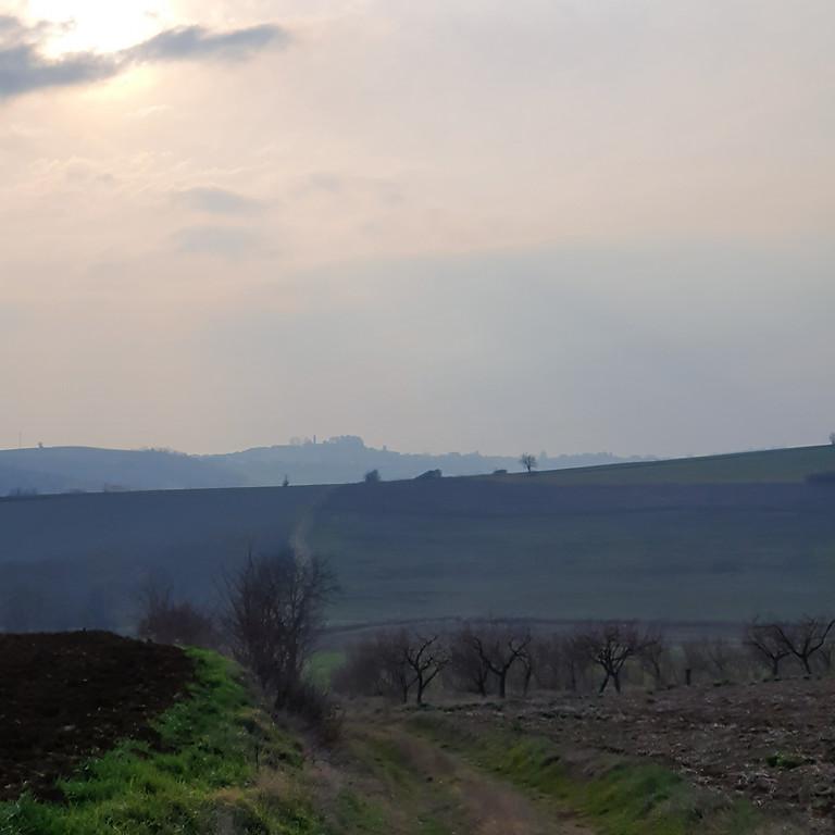 Da Piancastagna al Monte Poggio