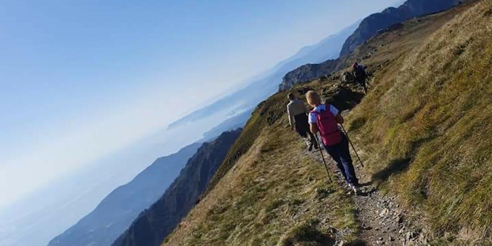 Anello del Faiallo  tra le montagne e il mare