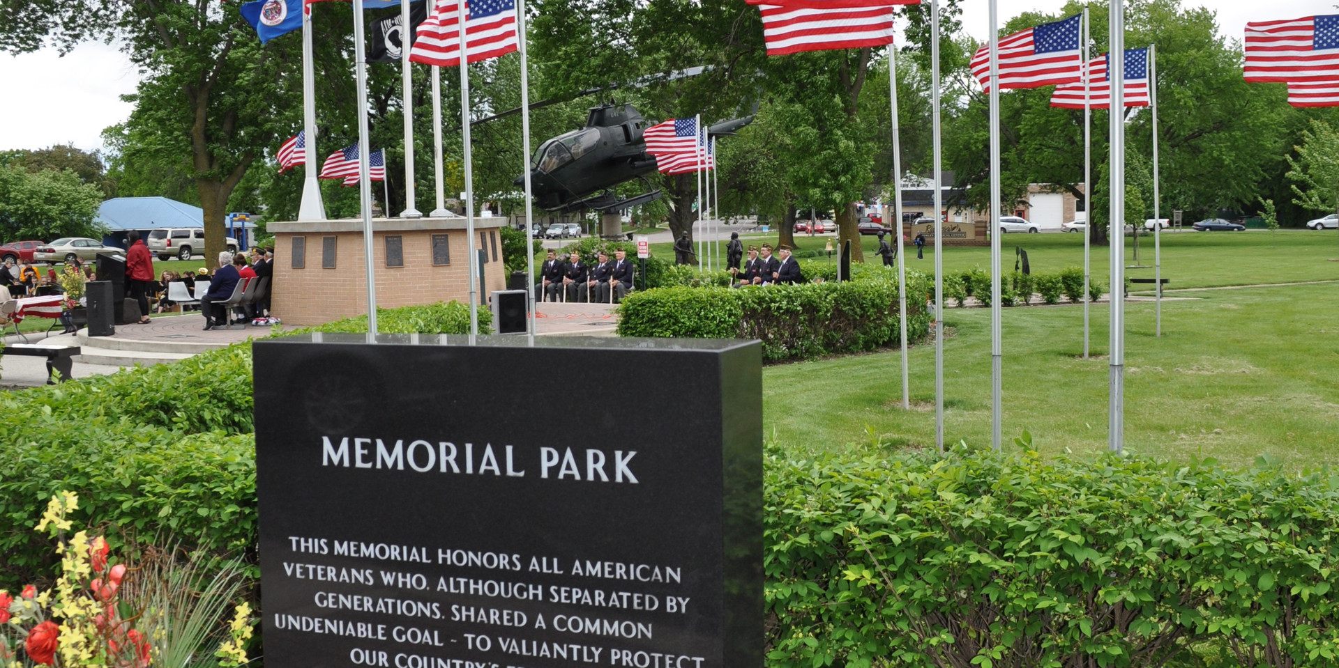 Memorial Park, Arlington