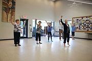 Parkinson's disease, dance class, Suzanne Ryan, Ryanstrati, National Parkinson's Foundation